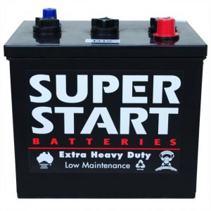 12D super start batteries