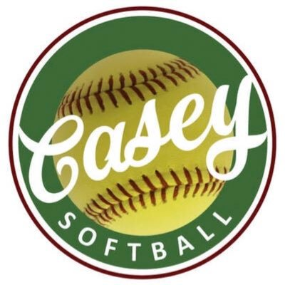 Casey softball sponsored by Battery Zone
